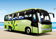 Higer Luxury Coach KLQ6896