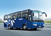 Higer Luxury Coach KLQ6109Q