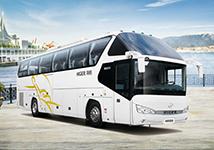 Higer Luxury Coach KLQ6122B