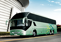 Higer Luxury Coach KLQ6145B