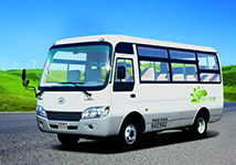Higer Luxury Coach KLQ6669