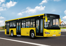 Higer Economy Coach KLQ6129G Two-stage stepper