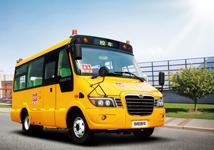 Higer School Bus KLQ6606X