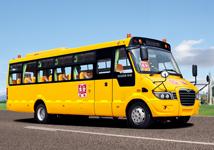 Higer School Bus KLQ6896X